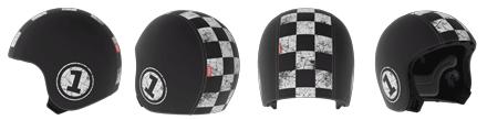 racer helmet  skin