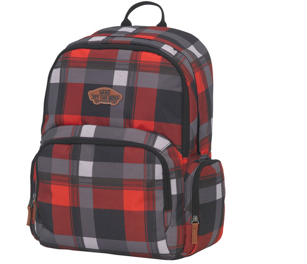 Vans double backpack